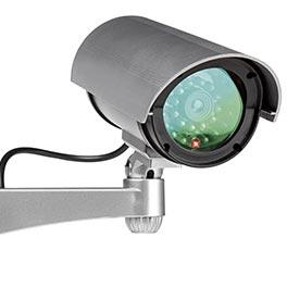caméra  de surveillance à Rambouillet
